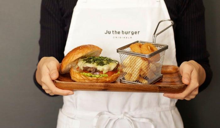 Ju the burger/画像提供:ホットランド