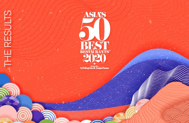 アジアのベストレストラン50/画像提供:William Reed International Ltd