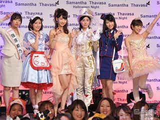 指原莉乃・渡辺麻友らAKB48「Mステ」衣装でサプライズ 「カワイイ」の声続出