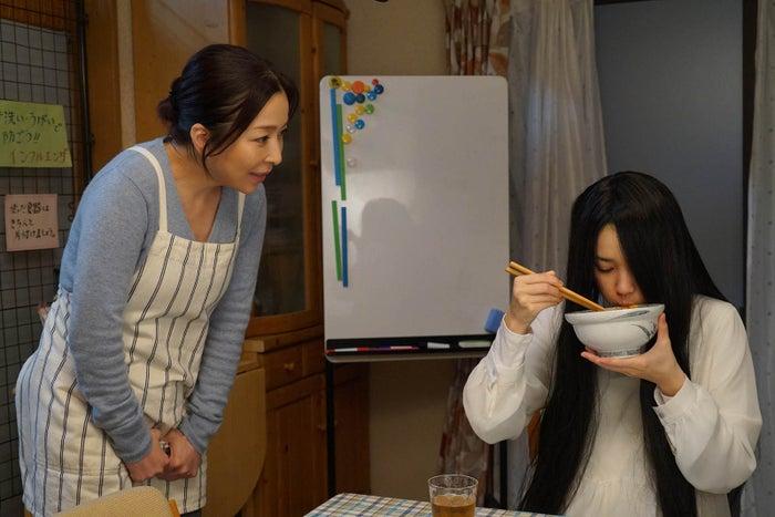 真矢ミキ、井頭愛海(写真提供)東海テレビ
