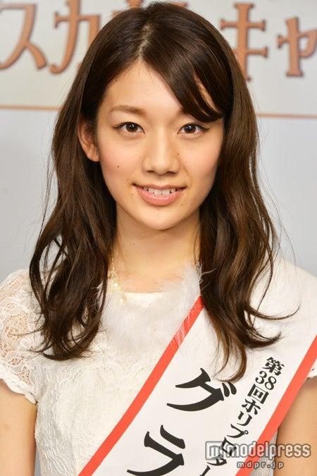 「ホリプロタレントスカウトキャラバン2013」グランプリに輝いた佐藤美希さん