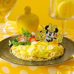 ハッピーイエロースプリングパスタ 1,290円(C)Disney