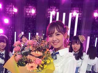 卒業&芸能界引退発表のSKE48佐藤すみれ、涙 最後の歌番組出演
