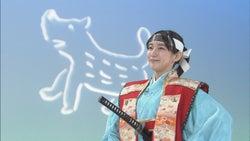 """吉岡里帆が""""桃太郎""""に変身 1人7役…殺陣にも挑戦"""