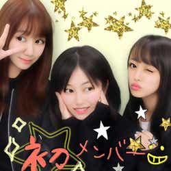 モデルプレス - AKB48柏木由紀「全員どすっぴん」プリクラ公開 横山由依&向井地美音と3ショット