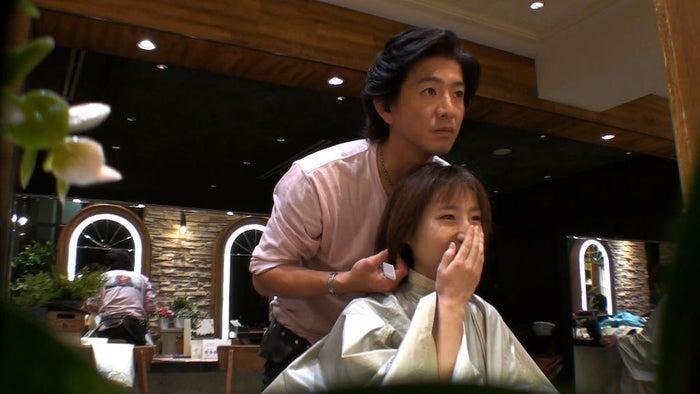 19年ぶり美容師で仕掛人となる木村拓哉(C)TBS