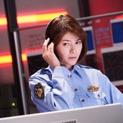 真木よう子「ボイスⅡ 110緊急指令室」(C)日本テレビ