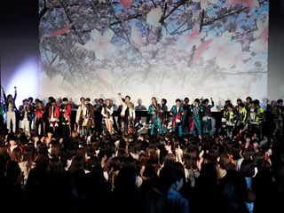 SixTONES・Snow ManらジャニーズJr.53人が集結「映画 少年たち」集大成のパフォーマンス披露
