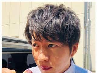 「平成最後のはるたん」を部長が投下 田中圭のもぐもぐショットに「団子になりたい」の声<おっさんずラブ>
