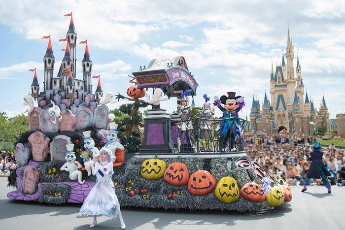 東京ディズニーランド「ディズニー・ハロウィーン」 ※写真はイメージ(C)Disney