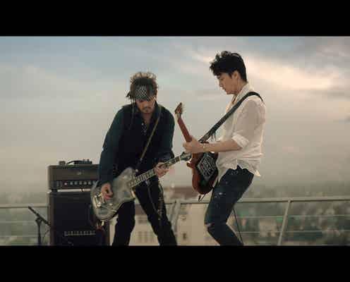 福山雅治&ジョニー・デップが初共演 息ピッタリなギターセッションにスタッフ興奮