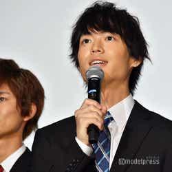 (左から)正木郁、溝口琢矢 (C)モデルプレス