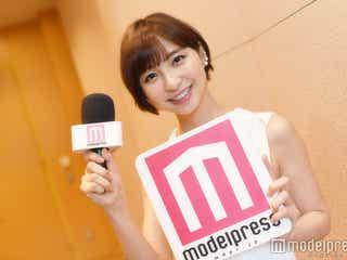 篠田麻里子、インタビュアーに初挑戦 「テラフォーマーズ」豪華キャストを直撃