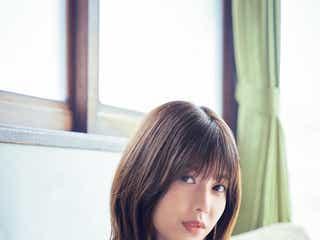 欅坂46渡邉理佐、リラックスした表情も美しい