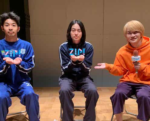 菅田将暉・神木隆之介・仲野太賀の同世代俳優、3人だけの本音トーク実施「今のままずっとやっていくのか…」