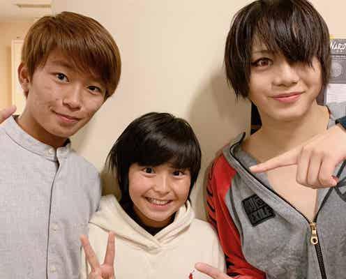 加藤清史郎が茶髪に「イケメンすぎる」成長ぶりに驚きの声