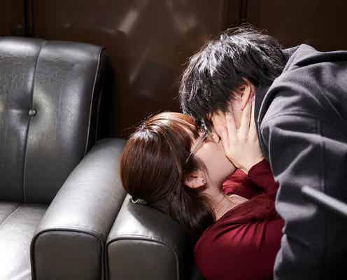 筧美和子、ドラマ「鈍色の箱の中で」出演で萩原利久を誘惑 キス動画も話題