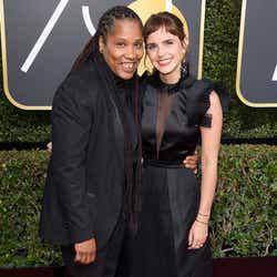 リナ・ウェイス、エマ・ワトソン/photo:Getty Images