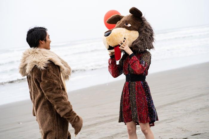 平原颯馬、染野有来「オオカミくんには騙されない」最終話(C)AbemaTV, Inc.