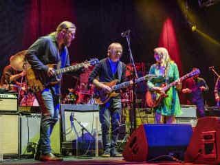 テデスキ・トラックス・バンド、デレク&ドミノスの名盤『いとしのレイラ』全曲再現ライヴ盤リリース