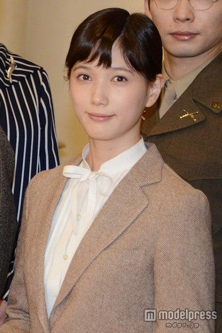 「紅白が生まれた日」取材会に出席した本田翼【モデルプレス】