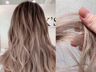 この秋人気の《クリーミィーヘアカラー》 暗髪さん・明髪さんどちらにもおすすめ!