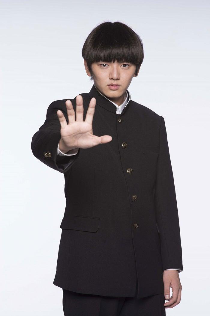 濱田龍臣(C)ONE・小学館/ドラマ「モブサイコ100」製作委員会