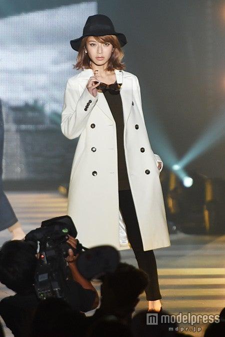 「KANSAI COLLECTION 2014 AUTUMN&WINTER」に出演した大石参月【モデルプレス】