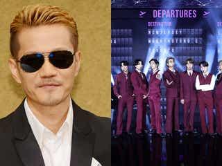 EXILE ATSUSHI、BTS「Dynamite」カバー「ついに」「最高」ファン歓喜