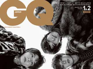 King & Prince表紙の「GQ JAPAN」完売店続出