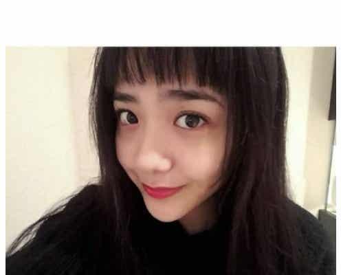 松井愛莉、黒髪×オン眉復活にファン歓喜「待ってました」「最高にかわいい」