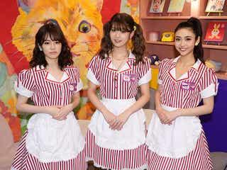 「ボンビーガール」川口葵、ドラマ初出演 「極主夫道」でカフェ店員に