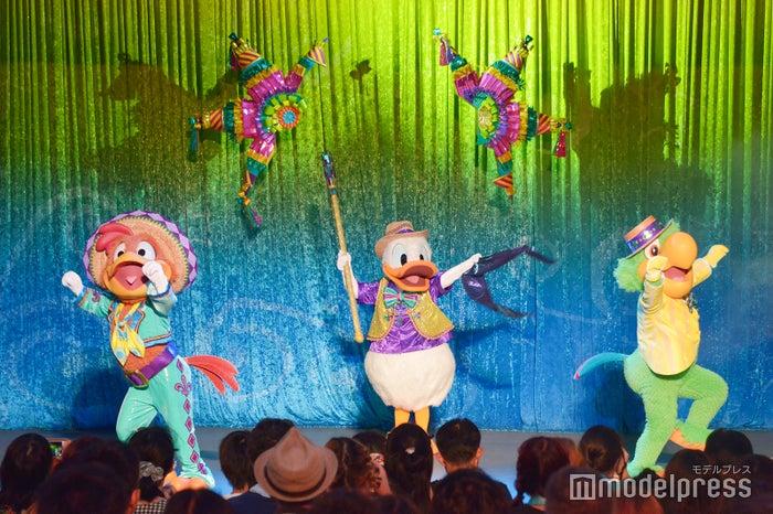 「レッツ・パーティグラ!」(C)モデルプレス(C)Disney