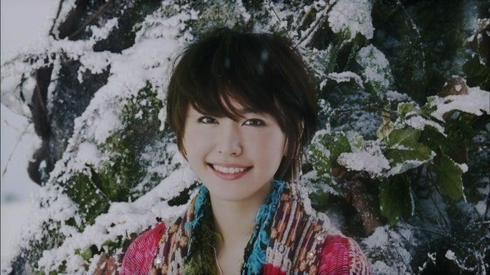 2012年「雪原と木」篇/新垣結衣(提供写真)