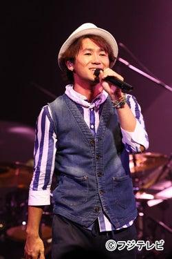 会場を一気に盛り上げたナオト・インティライミ/「めざまし LIVE ISLAND TOUR 2013 supported by コカ・コーラ」