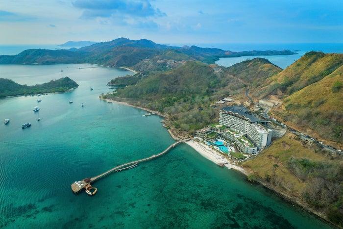 アヤナ コモド リゾート ワエチチュ ビーチ(提供写真)