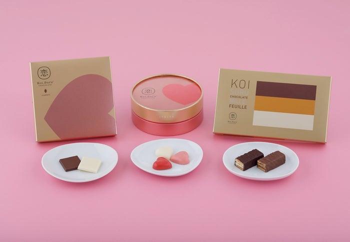 恋するチョコレート/画像提供:石屋製菓株式会社
