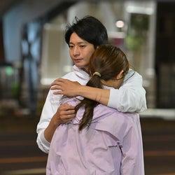 向井理、川口春奈 「着飾る恋には理由があって」第9話より(C)TBS