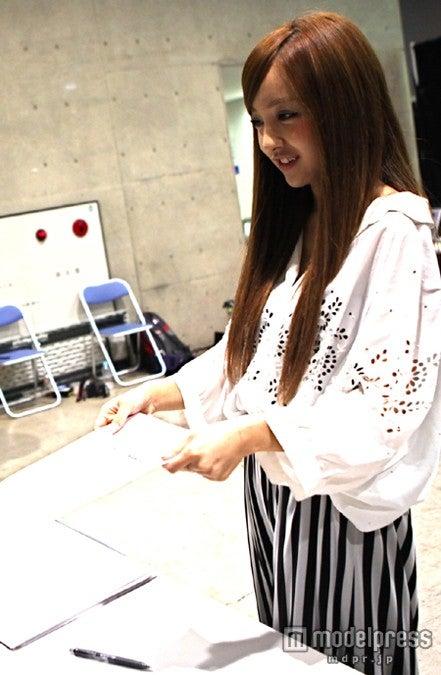 「AKB48 32ndシングル選抜総選挙」に立候補したAKB48板野友美