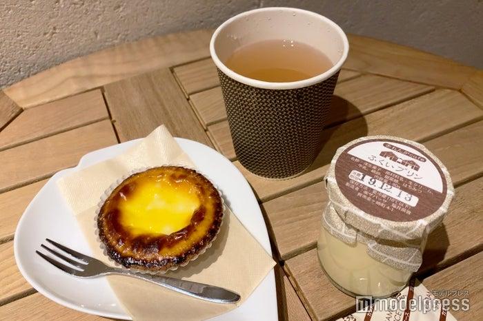 「とんでもなくおいしい!東京に持ち帰りたい!」と石田さんを虜にしたチーズタルト250円(税別)(C)モデルプレス