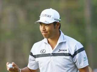 男子ゴルフの松山英樹が渡米 「いいニュース届けたい」