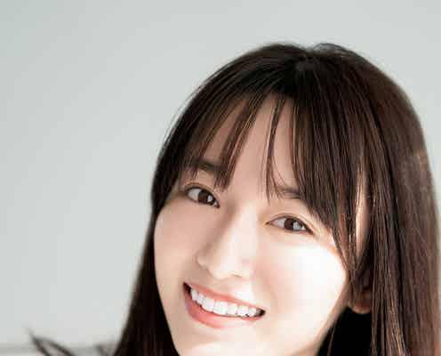 櫻坂46守屋麗奈、輝く笑顔で魅了