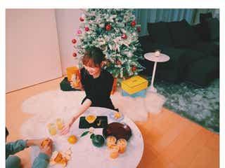 紗栄子が自宅で楽しむ大胆アレンジとは?「可愛い!」デザートにファン絶賛