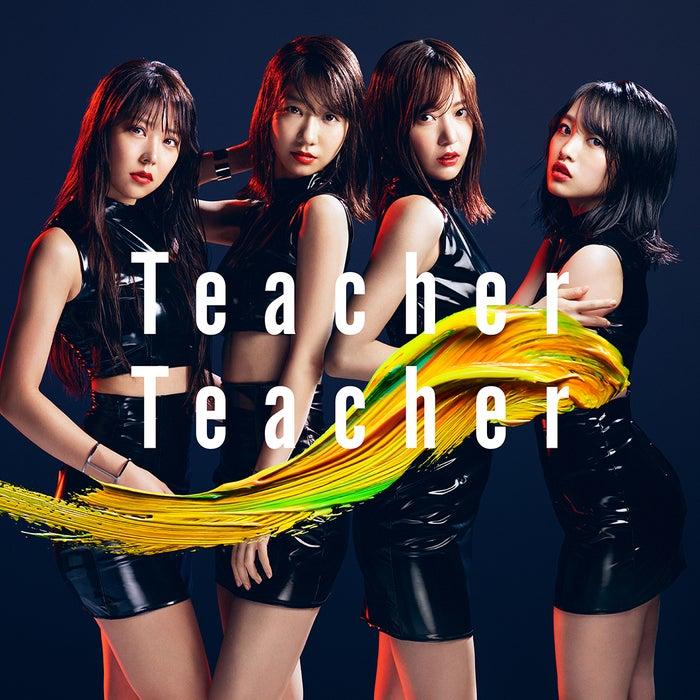 AKB48「Teacher Teacher」(5月30日リリース)通常盤C (C)You,Be Cool!/KING RECORDS