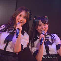 高橋朱里、久保怜音/AKB48高橋チームB「シアターの女神」公演(C)モデルプレス