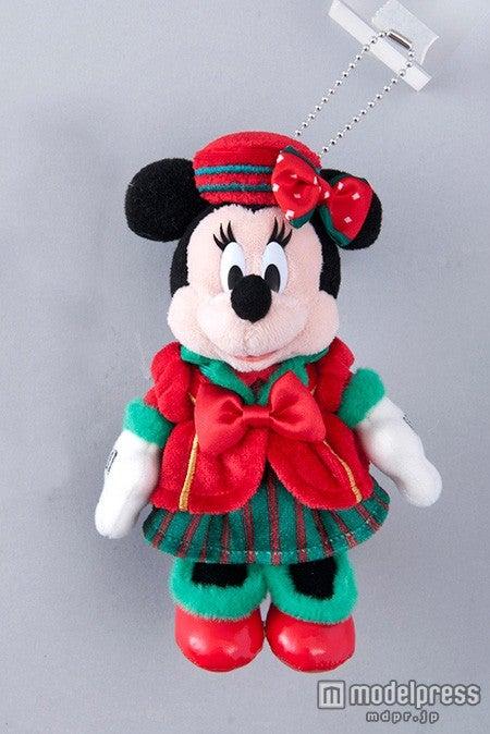 TDS:ぬいぐるみバッジ(¥1600)/ミニー(C)Disney