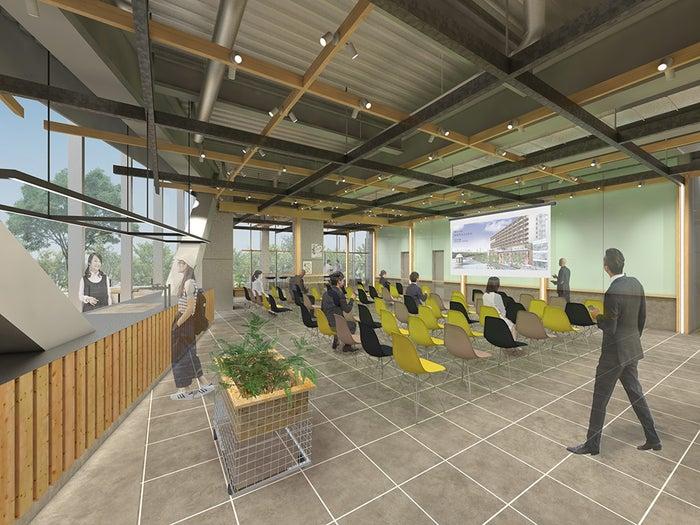 レンタルスペース利用時イメージ/画像提供:NTT都市計画