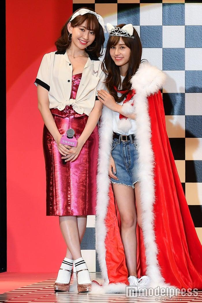 小嶋陽菜、姫野佐和子さん (C)モデルプレス