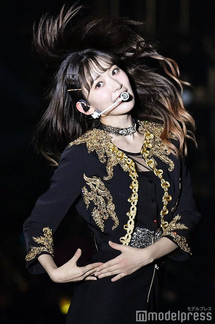 宮脇咲良(C)モデルプレス