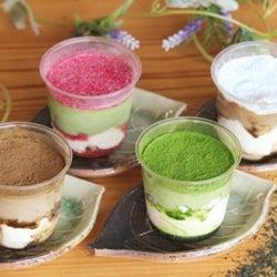 京都限定の味がお取り寄せ可能に!抹茶×チーズクリームの絶品ティラミス